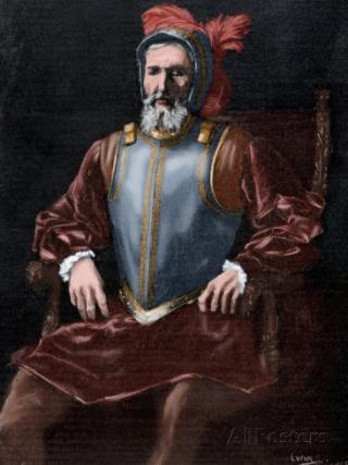 Tarker-miguel-lopez-de-legazpi-1503-1572-engraving-colored