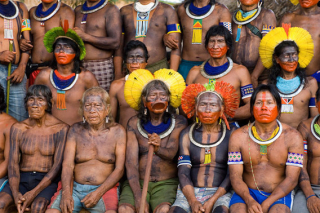 Native people of brazil